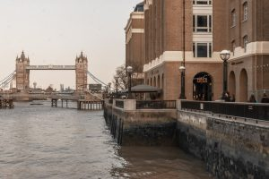 London Bridge Views - London Bridge Food Tour